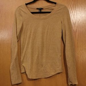 F21 Long Sleeved Top